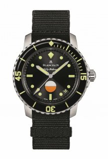 Fifty Fathoms MIL-SPEC Only Watch