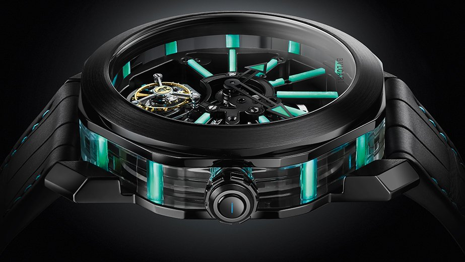 Bulgari WorldTempus