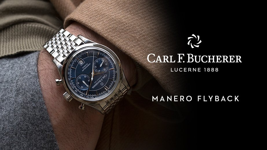 Carl F. Bucherer WorldTempus
