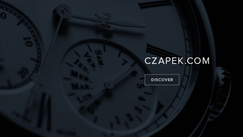Czapek WorldTempus