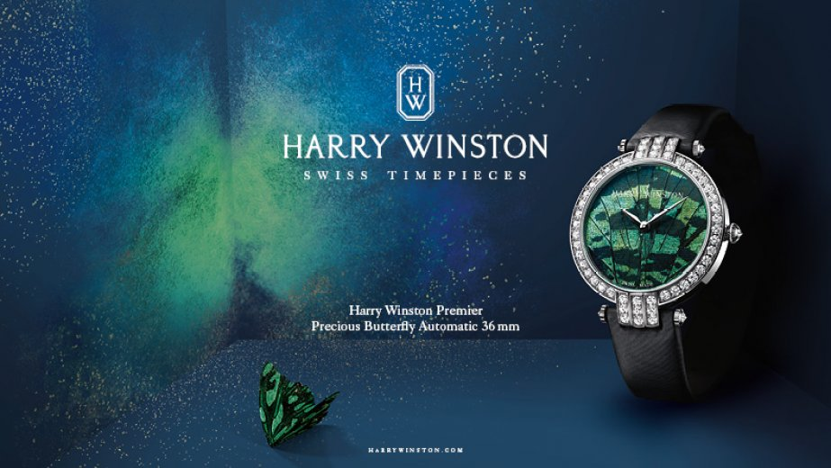 Harry Winston WorldTempus