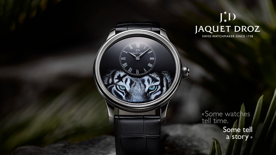 Jaquet Droz WorldTempus