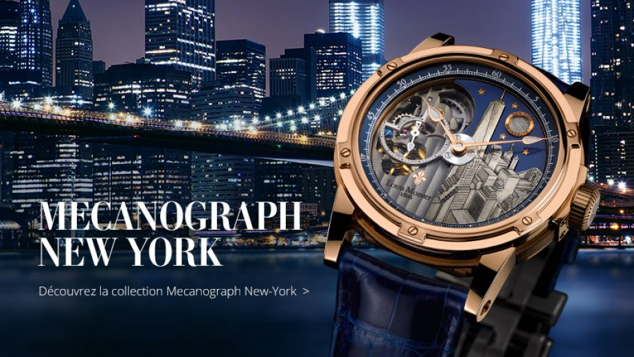 Louis Moinet WorldTempus