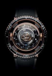 Horological Machine n°7 Aquapod