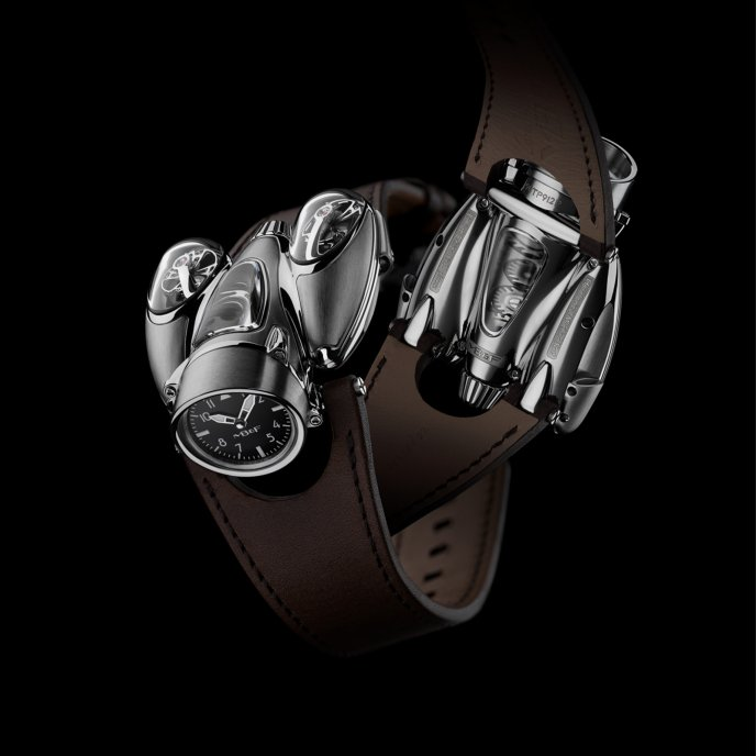 Horological Machine n°9 TI Air Edition