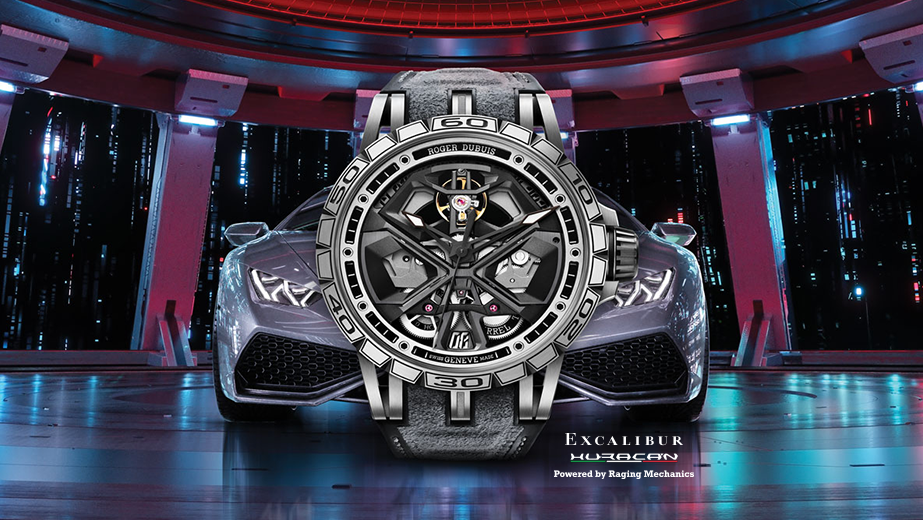 Roger Dubuis WorldTempus
