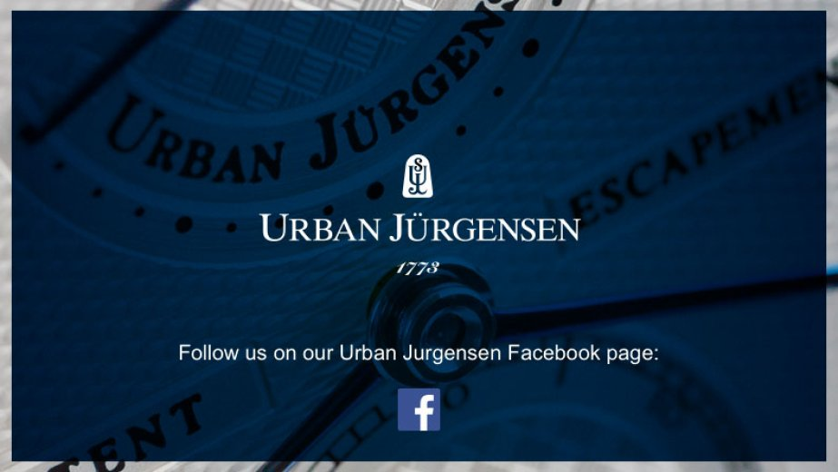 Urban Jürgensen WorldTempus