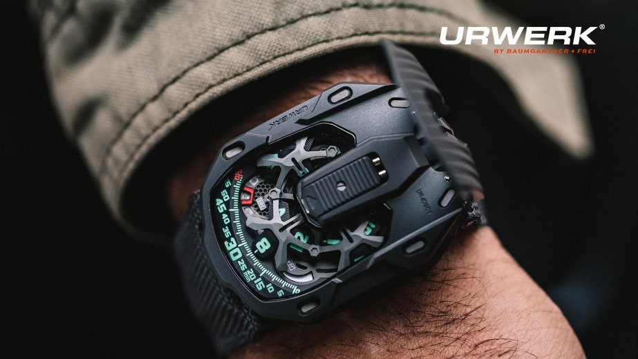 URWERK WorldTempus