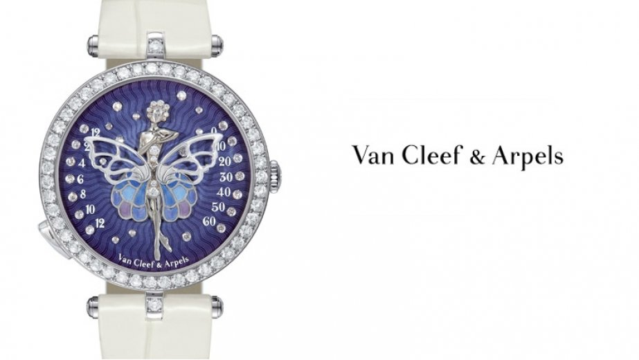 Van Cleef & Arpels WorldTempus