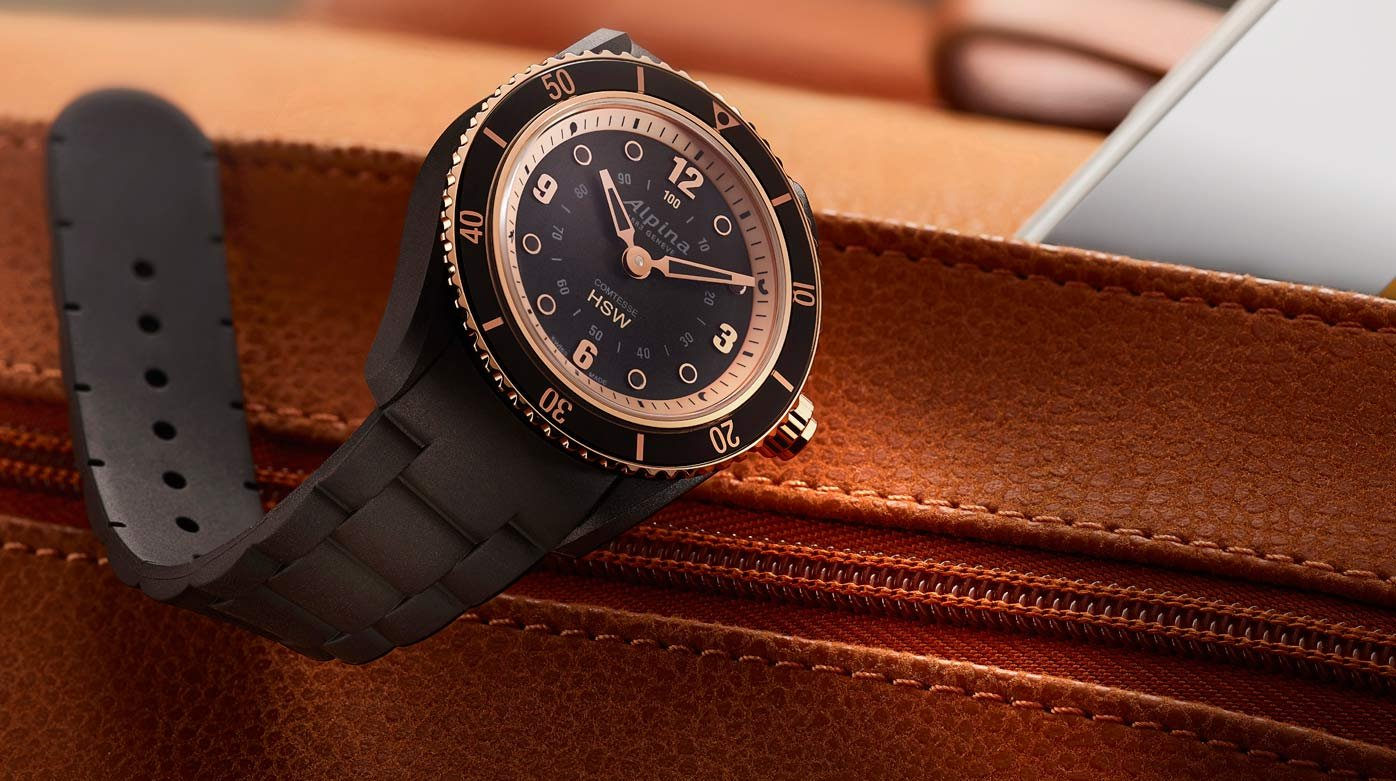 Alpina - Gagnez une Alpina Contesse Horological Smartwatch