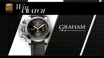 Win a Graham Chronofighter Vintage Pulsometer watch Trends and style