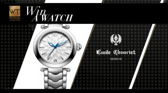 Win an Emile Chouriet  Fair Lady watch Arts and culture