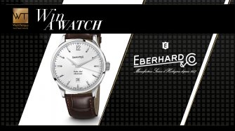 Win an Eberhard & Co. Extra-Fort Automatic watch Arts and culture