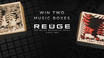 Win Two Reuge Music Boxes