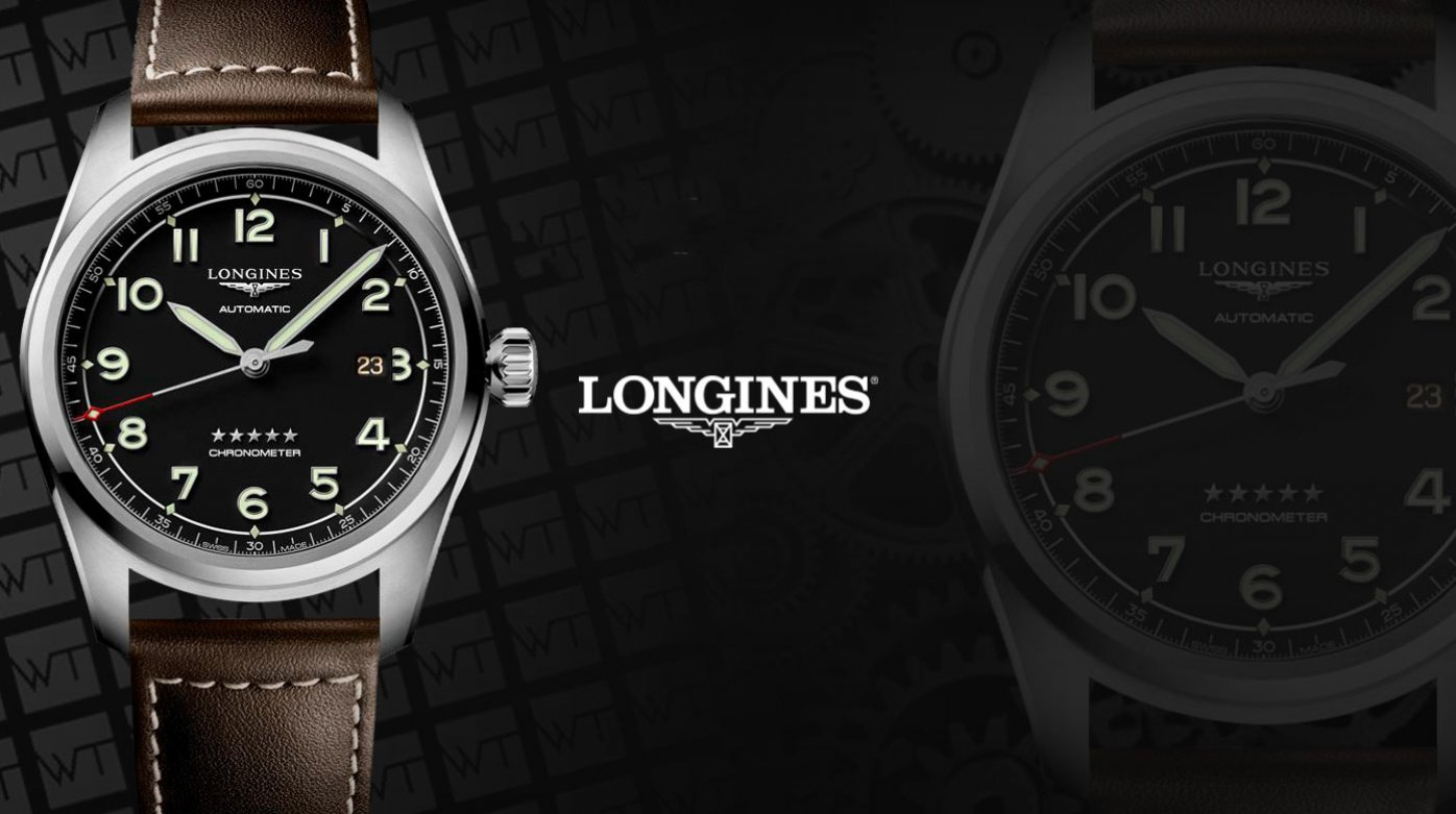 LONGINES - A happy winner