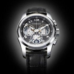 2007: L.U.C Chrono One - Calibre L.U.C 03.02-L © Chopard