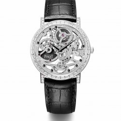 Piaget Altiplano automatic gem-set Skeleton watch – 40 mm © Piaget