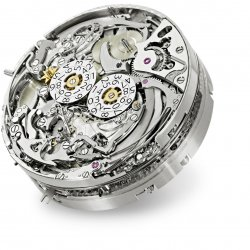 Movement, second dial   © Patek Philippe