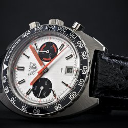 Autavia 73463 Silver – Valjoux 7734 c., 1975 © Autavia Book by Richard Crosthwaite & Paul Gavin