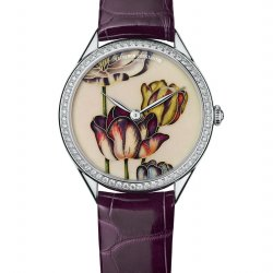 The tulip watch.  © Vacheron Constantin