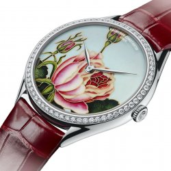 The Rose Centifolia watch.  © Vacheron Constantin