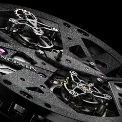 Blancpain L-Evolution Tourbillon Carrousel  - mouvement