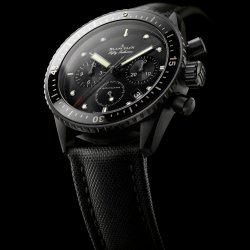 Blancpain Fifty Fathoms Bathyscaphe © Blancpain