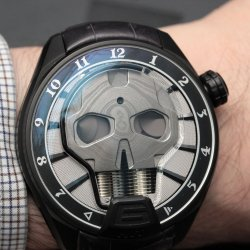 La plus mortelle : HYT Skull Bad Boy © David Chokron/Worldtempus