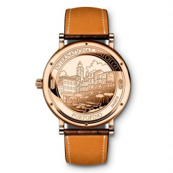 Portofino Automatic, back view - Ref. IW356515