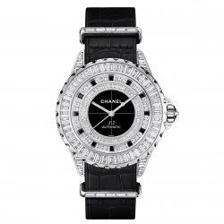 J12-G.10 limited edition to 5 pieces ©Chanel