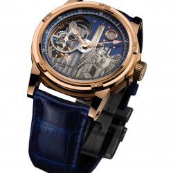 Louis Moinet - Mecanograph New York
