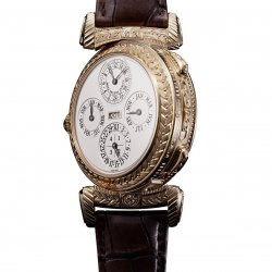 Grandmaster Chime, second dial  © Patek Philippe