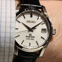 Hi-Beat Special, Grand Seiko © David Chokron/Worldtempus