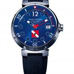 2012 - Tambour Diving II  © Louis Vuitton
