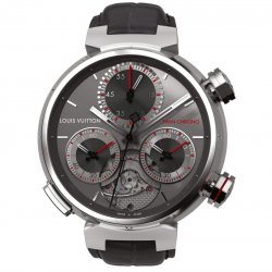 2014 - Tambour Twin Chrono Grand Sport  © Louis Vuitton