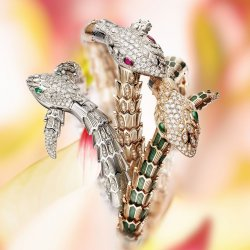 Serpenti High-Jewellery watches ©Bulgari