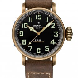 Zenith Pilot Extra Special unique piece for WorldTempus