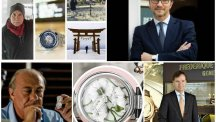 Watchmaking superlatives, magnetism and much more