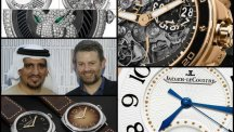 The art of hand finishing at Patek Philippe