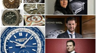 Patek Philippe's big bet on the future People and interviews