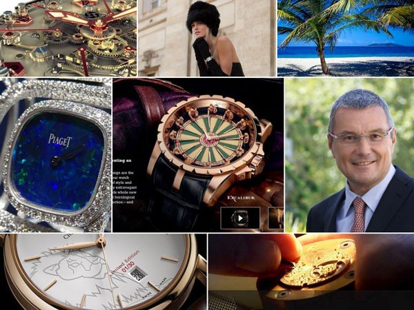 Newsletter - The full spectrum of luxury watch brands