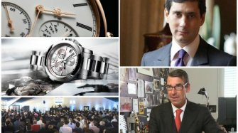 The birth of watches and watch brands Arts and culture