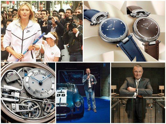 Newsletter - From elegant to irreverent: the manifold links between automobiles and watches