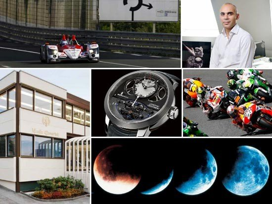 Newsletter - Motorbikes, moon phases and a new partner brand