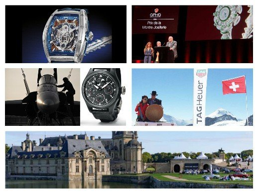 Newsletter - The highs and lows from the world of watchmaking