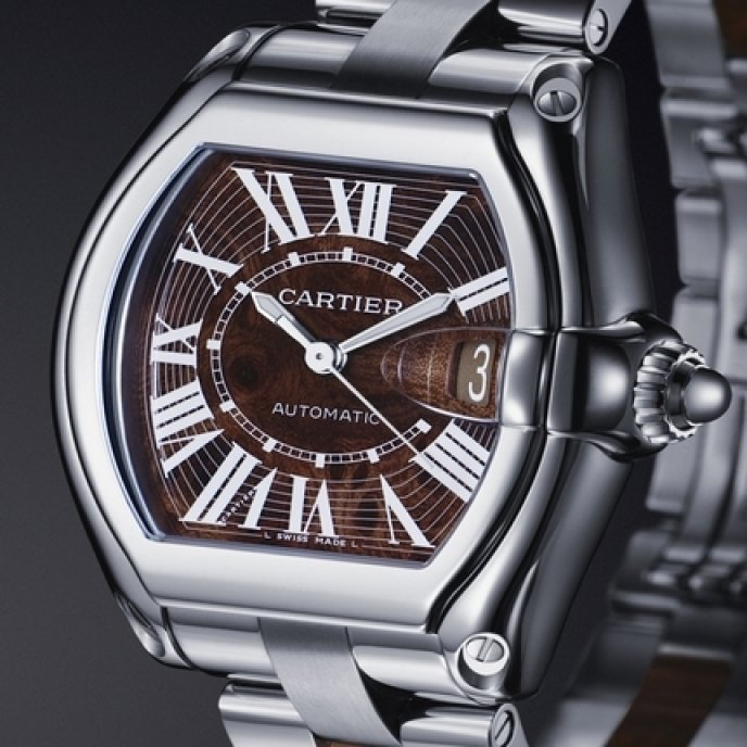 Cartier - Montre Roadster