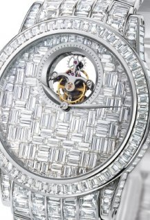 Tourbillon Diamants