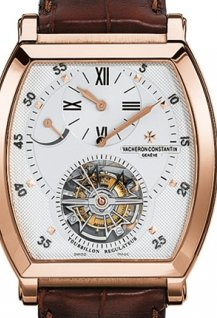 Regulator tourbillon