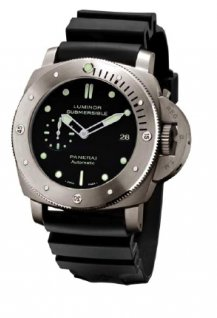 PAM00305 - Luminor 1950 Submersible 3 Days Automatic 47mm Titanium