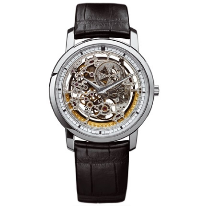 Vacheron Constantin - Traditionnelle squelette automatique